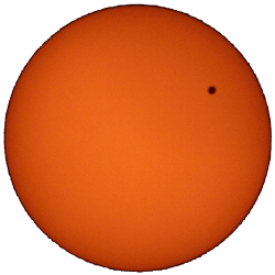 transit of venus in 2004