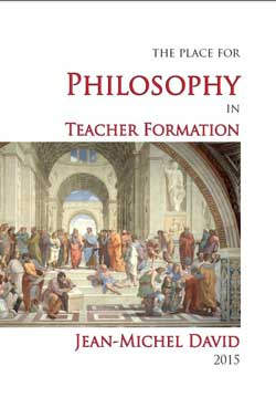 The Place for Philosophy in Teacher Formation