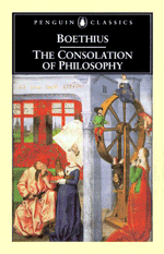 Boethius - Consolation of Philosophy