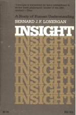 Lonergan - Insight