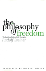 Steiner - Philosophy of Freedom
