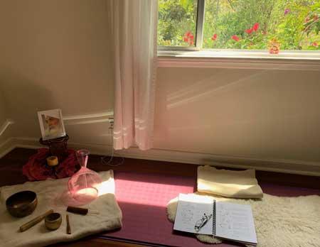 Kundalini Yoga space