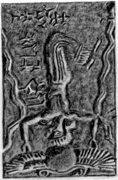 Mesopotamia Hanged Man