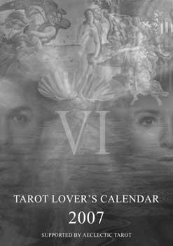 2007 Tarot Lovers Calendar